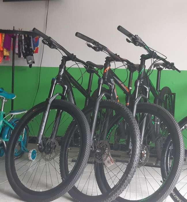 Bicicletas Gw Diferentes Precios