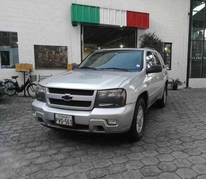 Chevrolet Trailblazer 2006 - 169000 km