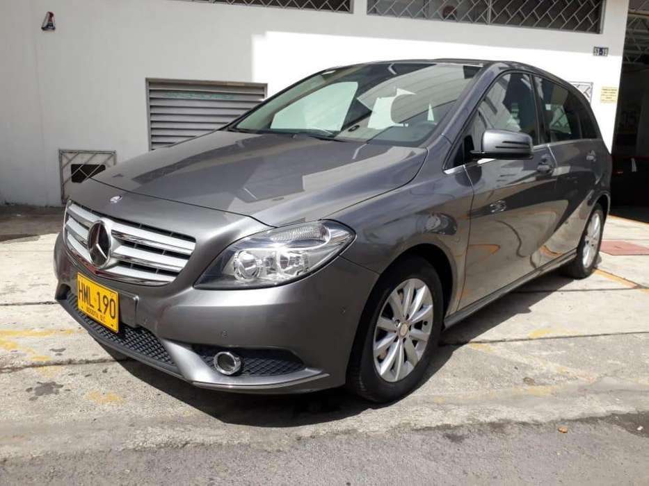 Mercedes-Benz Clase B 2014 - 49000 km