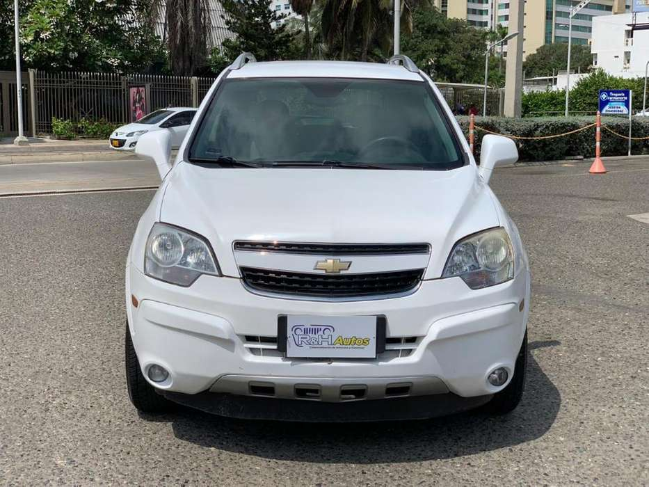 Chevrolet Captiva 2014 - 53000 km