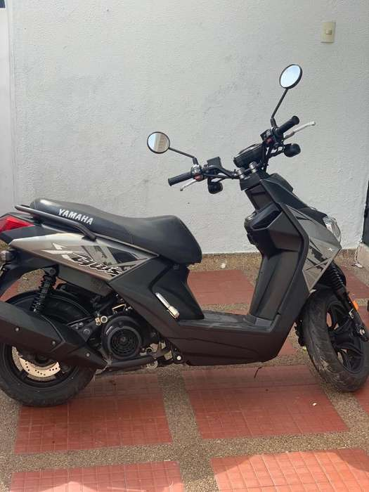 Moto <strong>yamaha</strong> Bws 2019