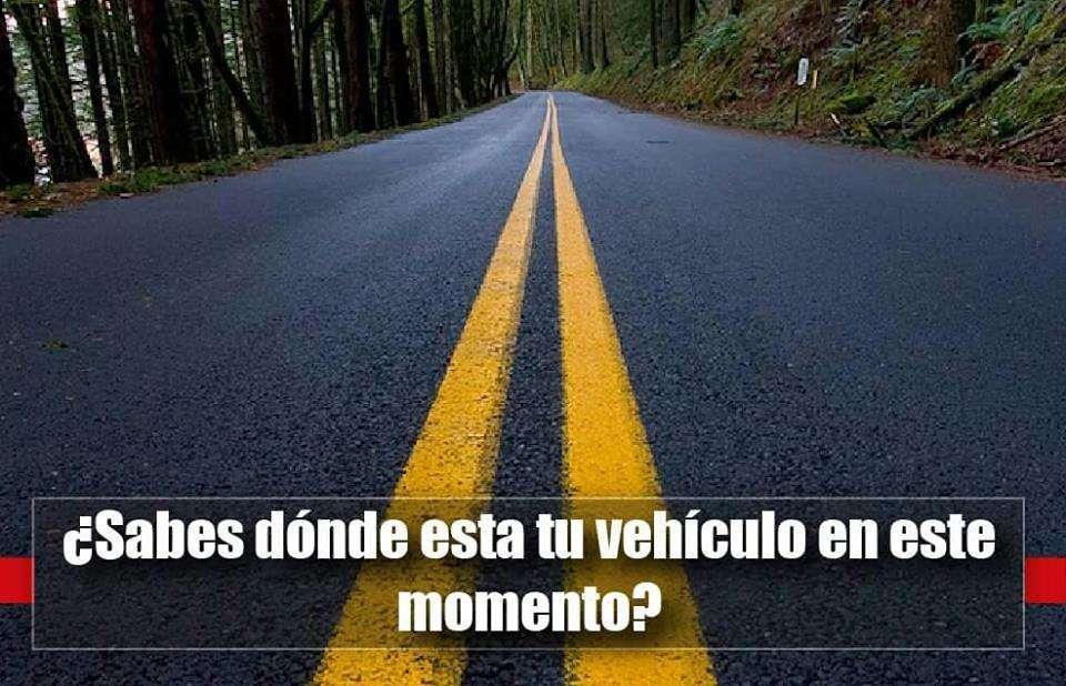 Gps Vehicular Bloquea, Ubica, Recupera.