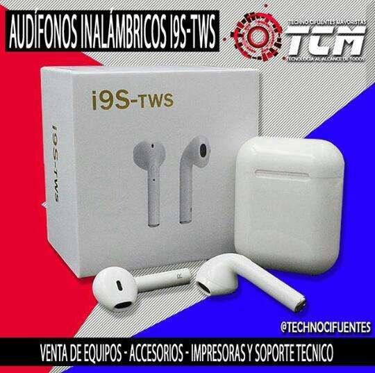 Audífonos Inalámbricos i9s-TWS