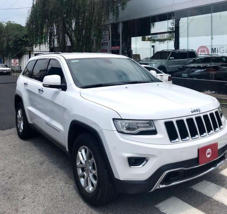JEEP GRAND CHEROKEE 2014 - 65000 km