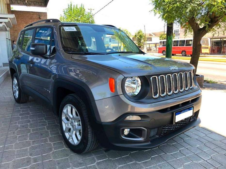 JEEP Renegade 2018 - 0 km