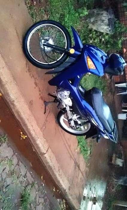 Vendo o permuto por otra <strong>moto</strong> ms grande que sea Honda o Yamaha