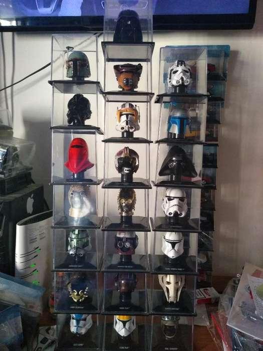 Vendo.coleccion Starwars