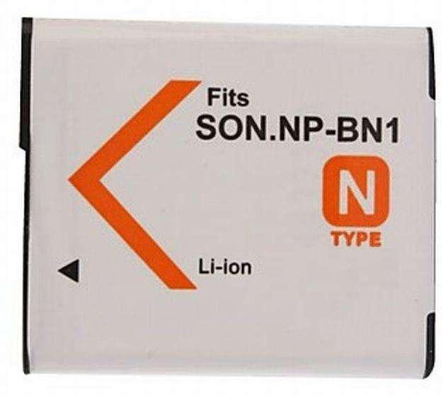 Batería Np-bn1 Camara Sony Cybershot Compatible Infolithium Original