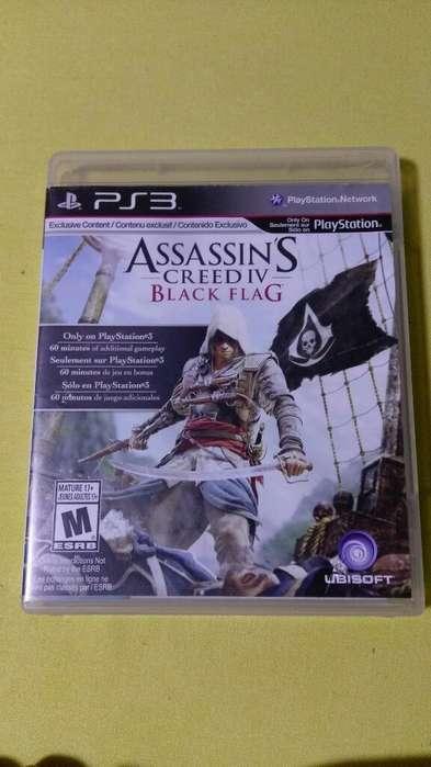 Assasin's Creed Iv para Ps3 10/10