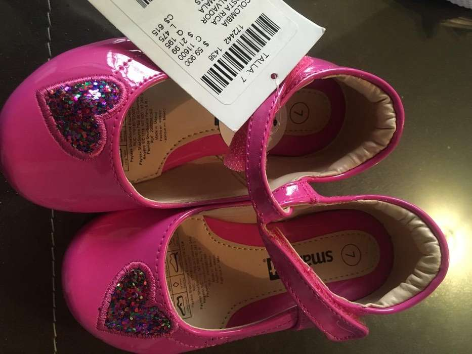 Zapatos Talla 7