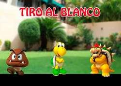 Paquete infantil para eventos y cumpleaños Mario Bros recordatorio y diversion