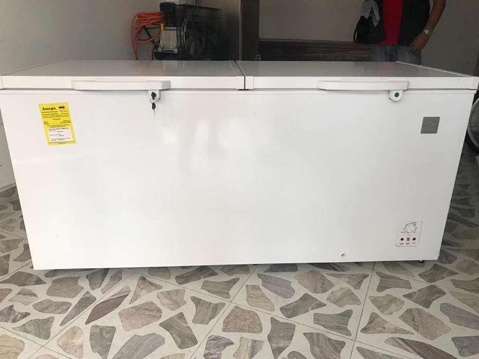 Congelador Electrolux