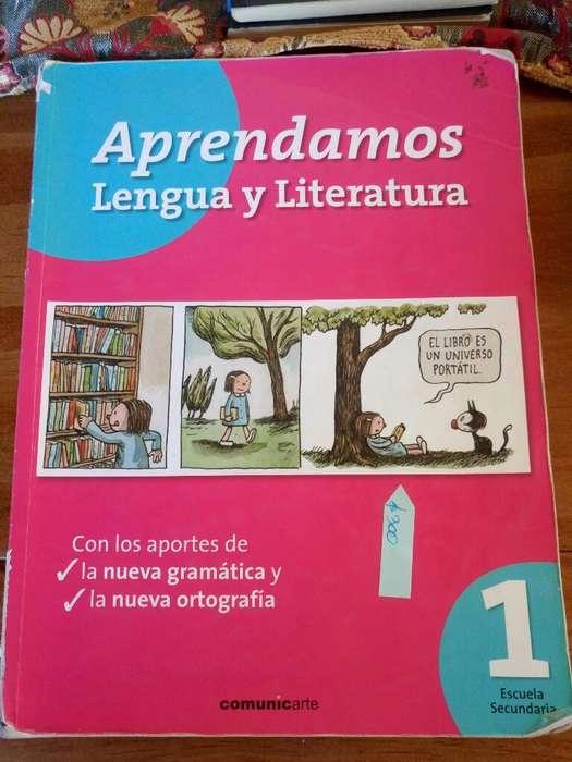 Aprendamos Lengua Y Literatura 1