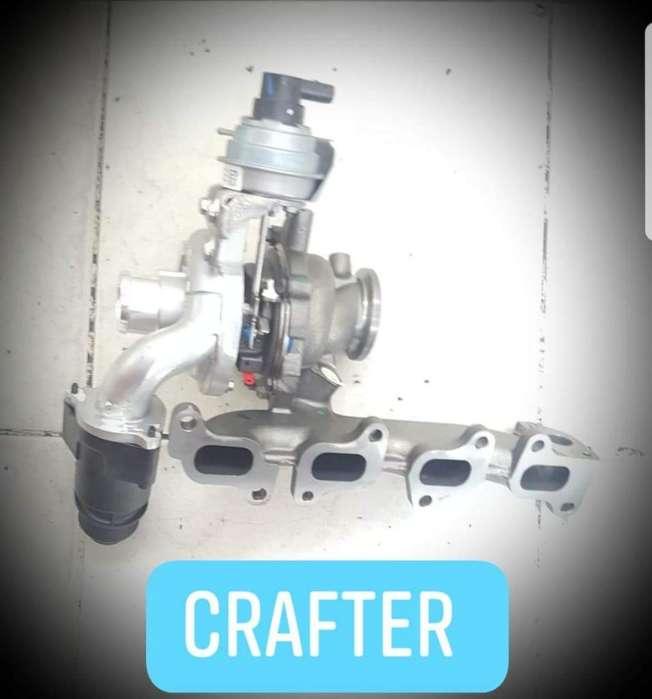 Repuesto turbo compresor - crafter para volkswagen