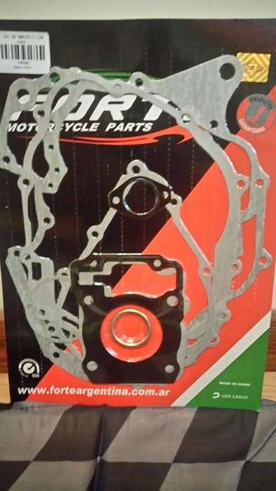 Juego de juntas completo Honda cg 150 titan esd