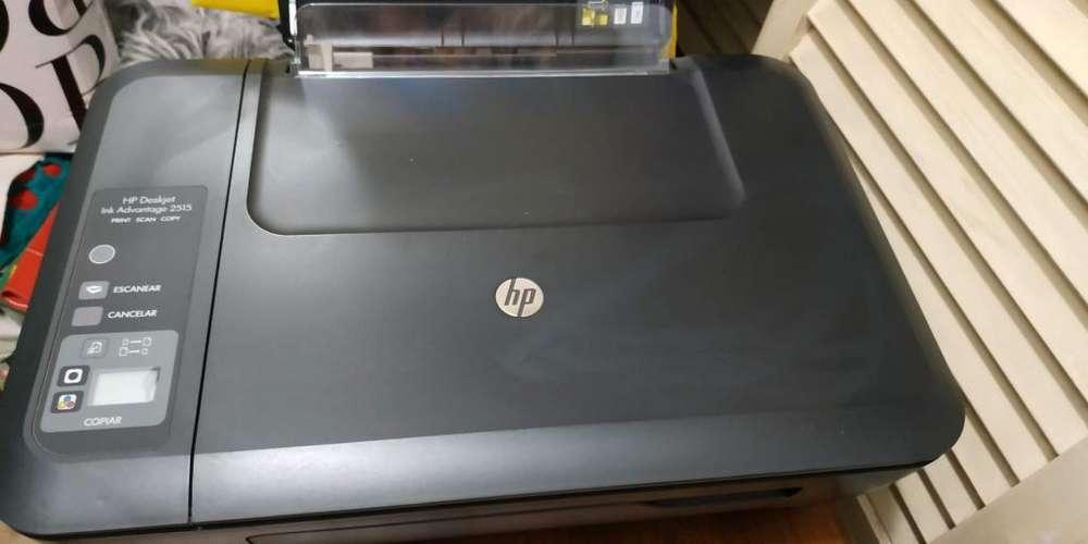 Impresora Hp Deskjet 2515 .. en Excelente Estado. Mode