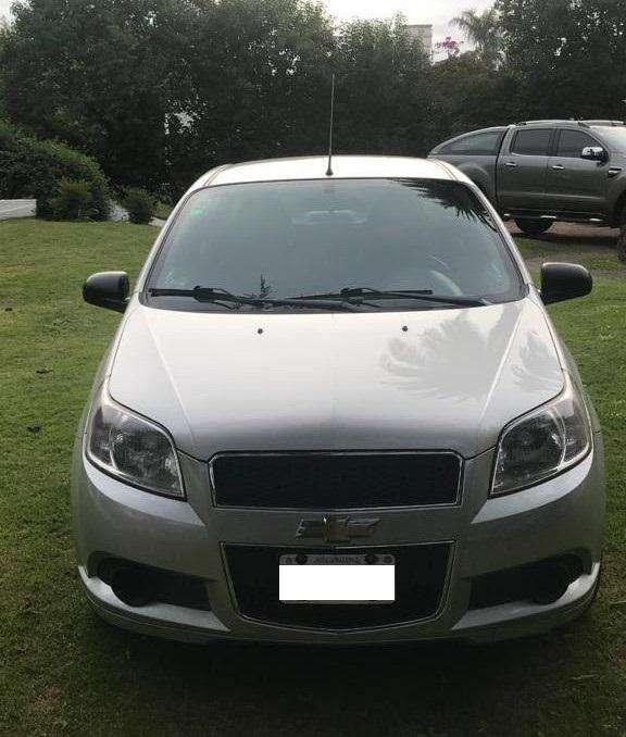 Chevrolet Aveo G3 2013 - 135000 km