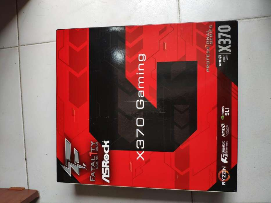 Motherboard Asrock X370 Gaming Professional
