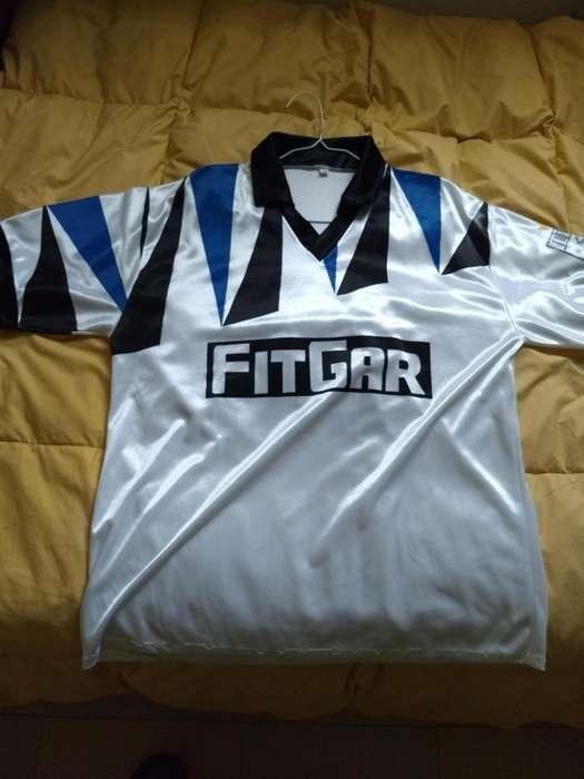Camiseta de Inter de Milan Fitgar