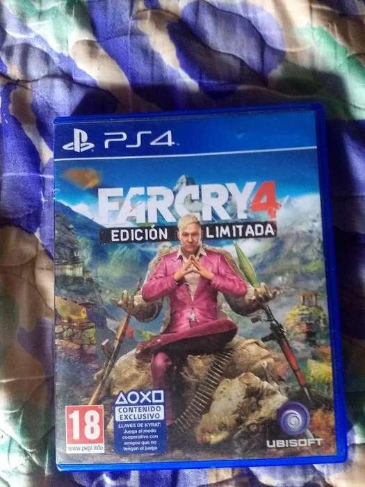 Farcry 4 Ps4 Edición Especial