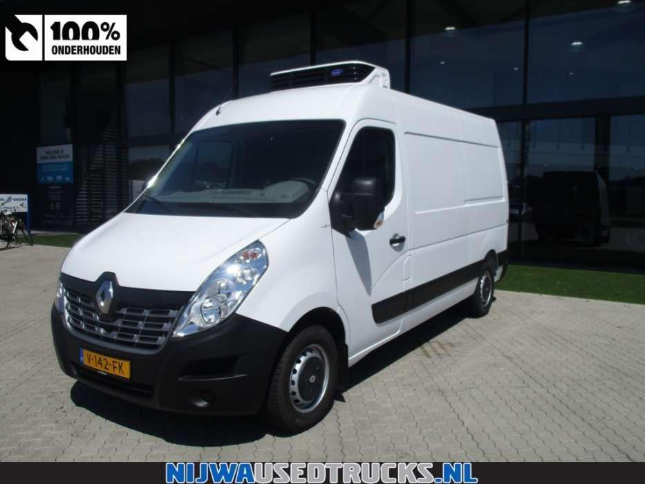 Renault Master L2H2 Koel/vries 35.130 - To be Imported