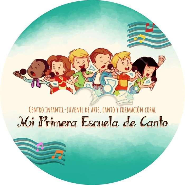 CLASES DE CANTO Y CORO PARA NIÑOS