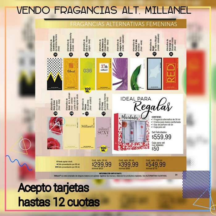 Fragancias Y Cosmeticos Millanel
