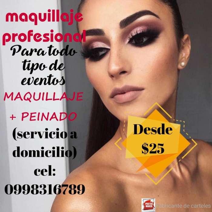 2be8aecbc Maquillaje a domicilio Guayaquil - Servicios Guayaquil - Empleos ...