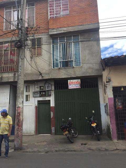 ARRIENDO DE BODEGA EN SAN BOSCO CENTRO CALI 607-975
