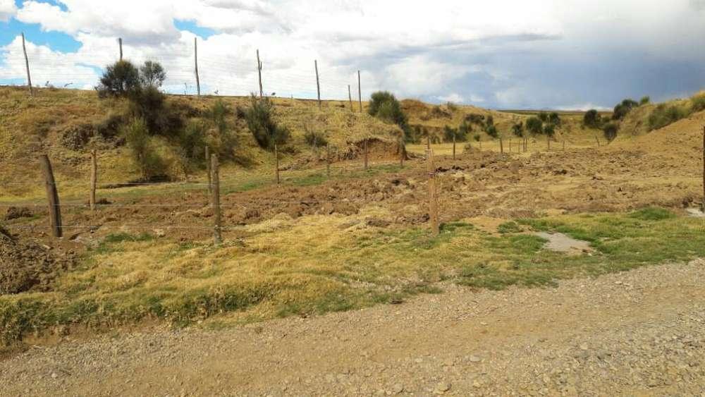 Vendo Terreno Cerca a Poblasion 864m2