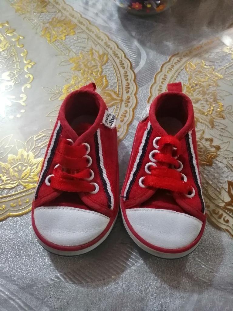 Zapatos Talla 19 Niño