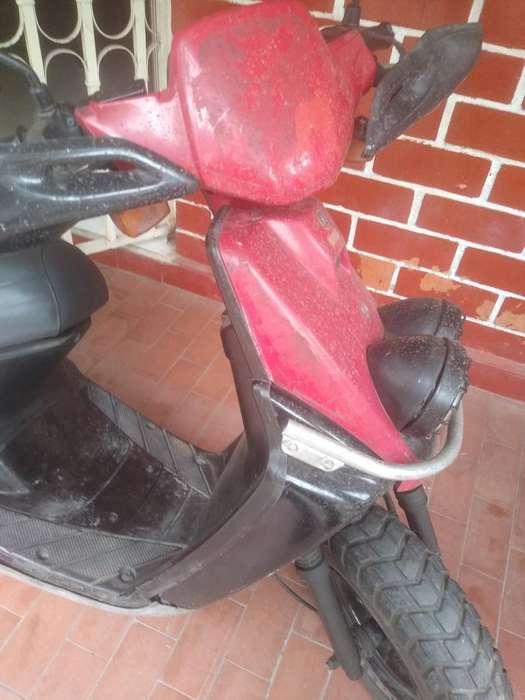 Yamaha Bws 1 Mod 2006