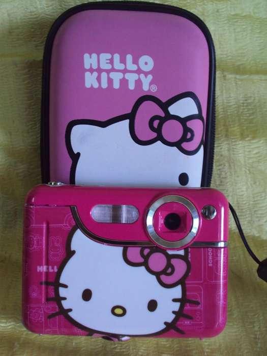 camara digital hello kitty DV3CD