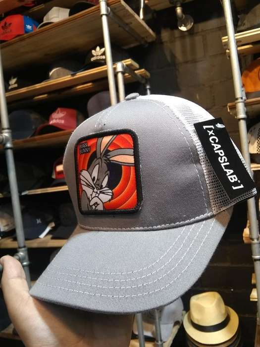 Gorras Caps Lab Looney Tunes Dragon Ball