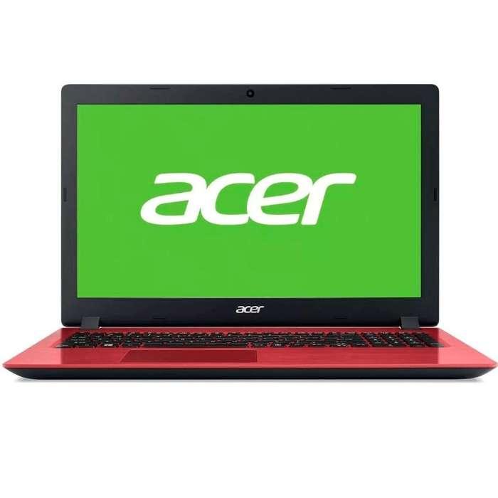 Notebook Acer Cel N3350 Aspire
