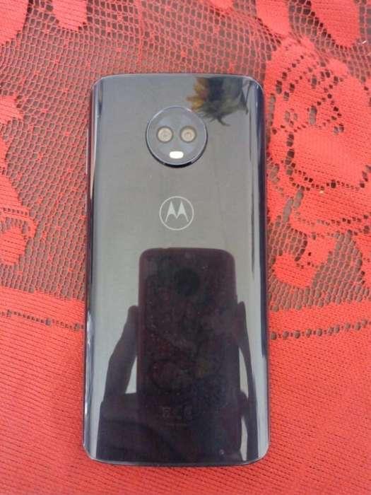Motorola Moto G6 Plus Como Nuevo de 64gb