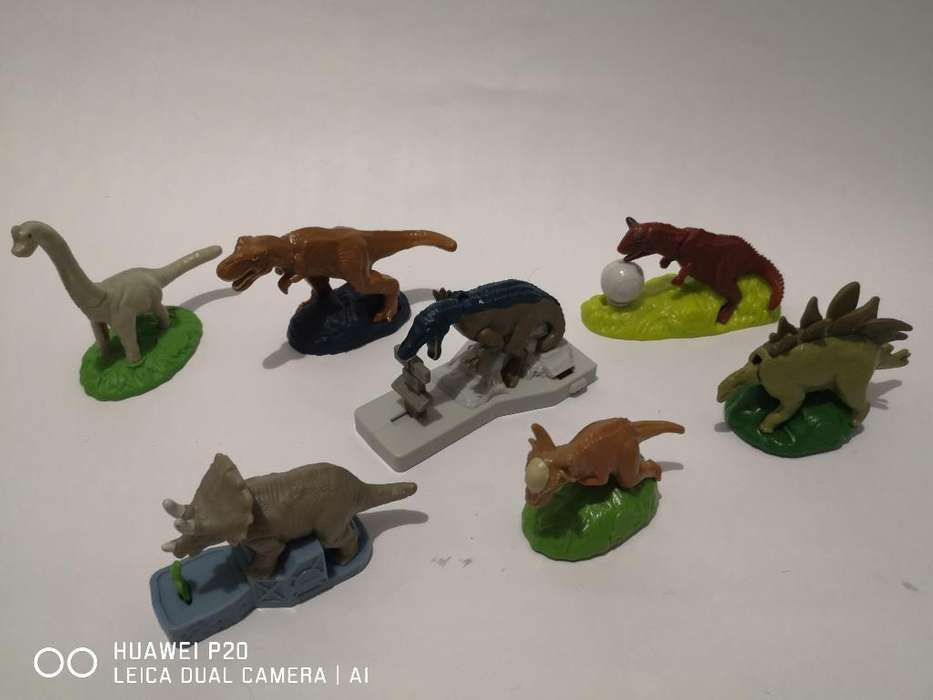 Juguetes Dinosaurios Jurassic World