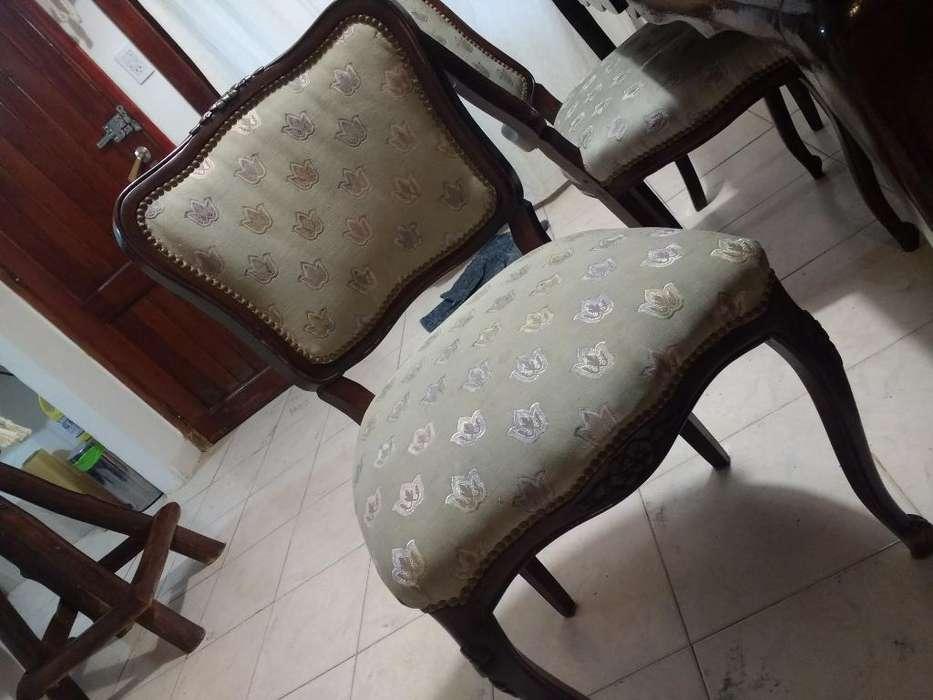Mesa Y <strong>silla</strong>s de Estilo