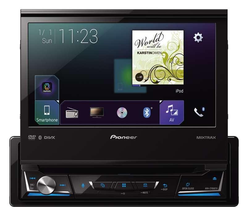 Stereo Pioneer Avh Z7050TV Nuevo Modelo 2018 bluetooth