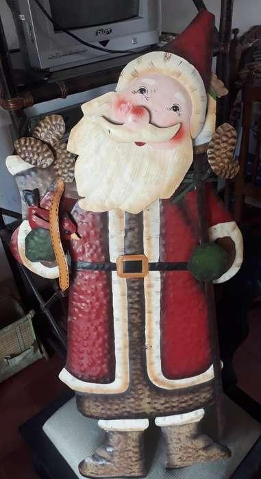 Vendo Hoja Lata (papa Noel)