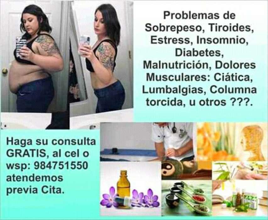 Asesoria Nutricional Holistica