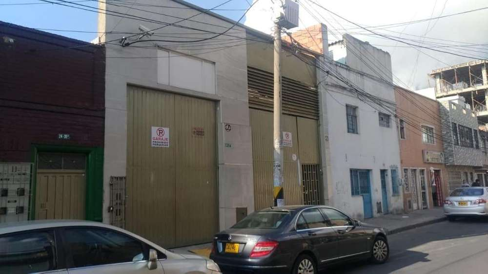 Venta Bodega nueva en el Olaya 315 M2 Un piso doble altura