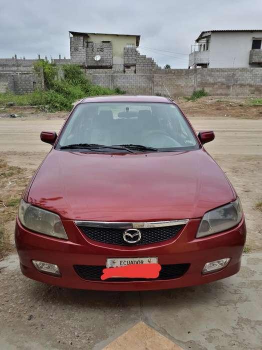 Mazda Allegro 2004 - 280000 km