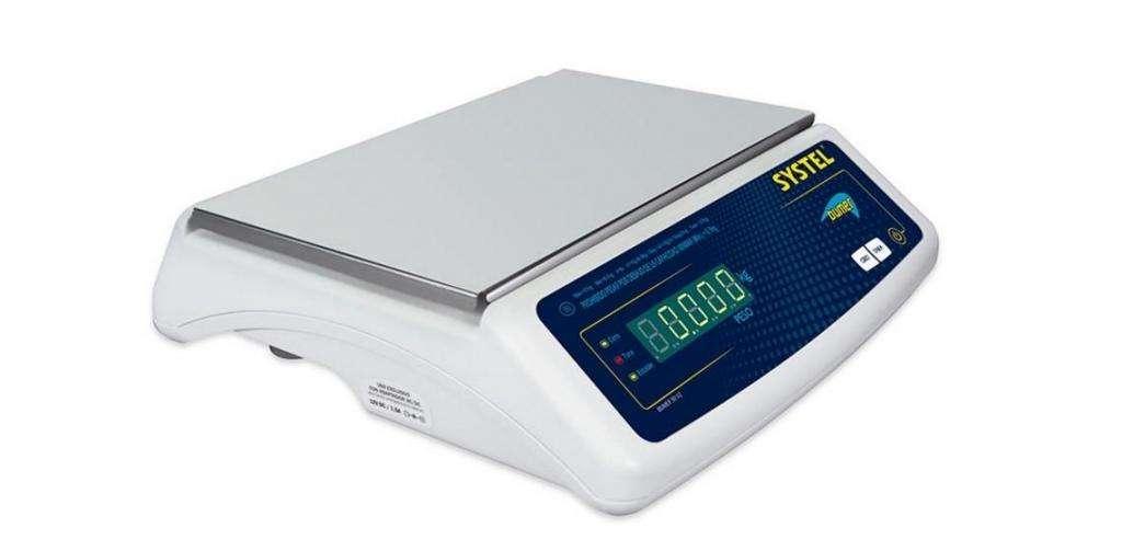 Balanza Systel Bumer 31 kg