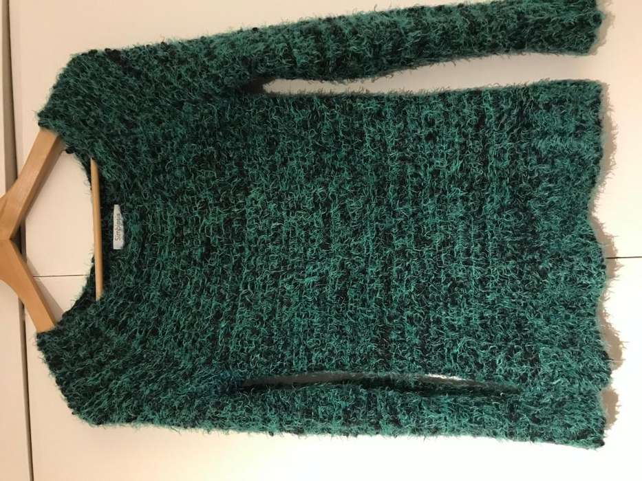 Sweater peluche nuevo