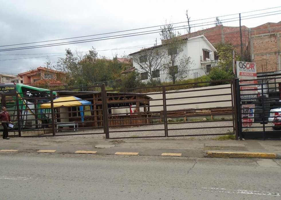 De Oportunidad Vendo Lote de 300 m² en la González Suárez