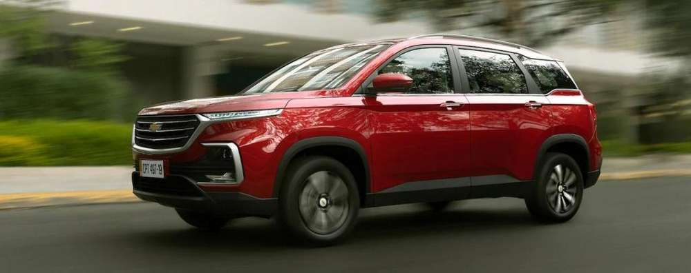 Chevrolet Captiva 2020 - 0 km