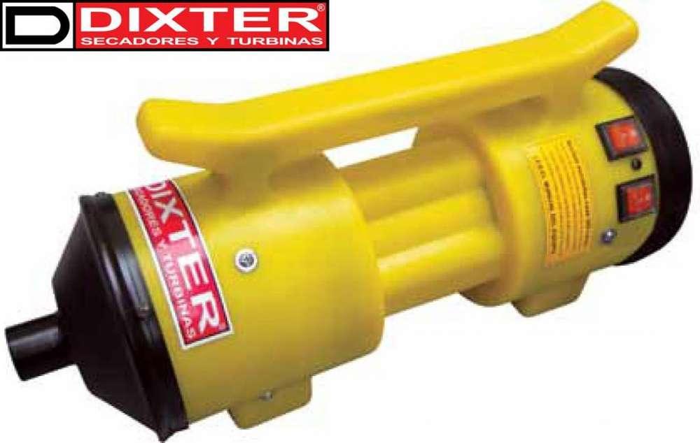 Turbina Secadora Dixter 2 Motores 2802