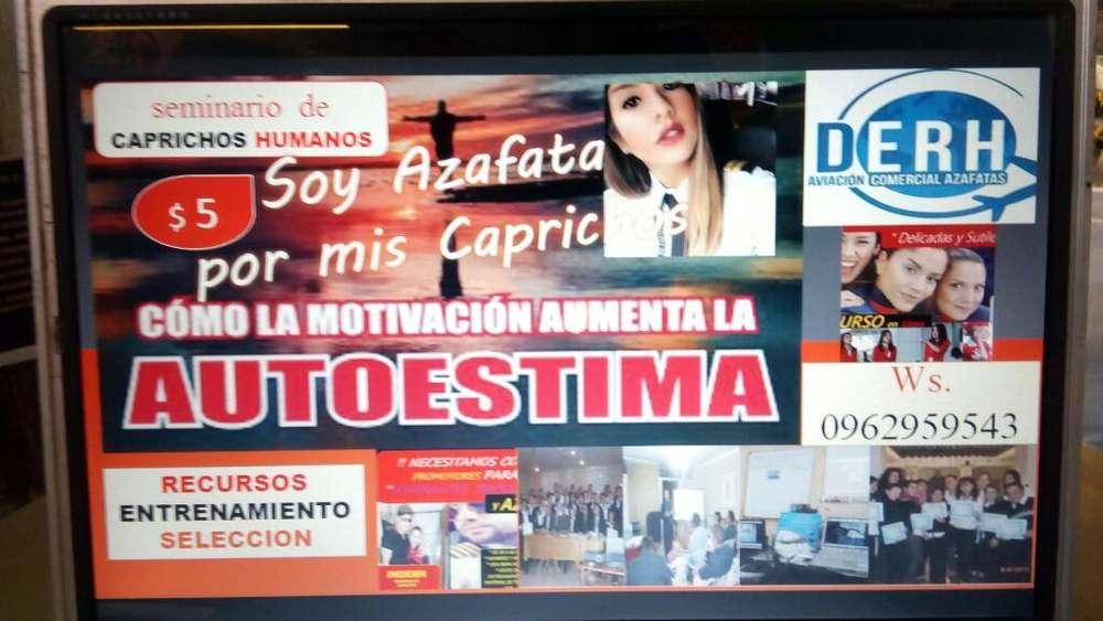 !el Capricho de Ser Azafata - <strong>seminario</strong>!