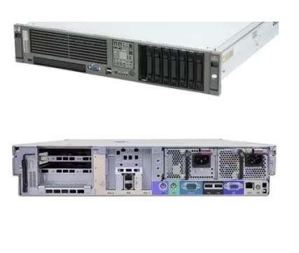 Servidor Hp Proliant Intel Xeon Rack 6 Scsi